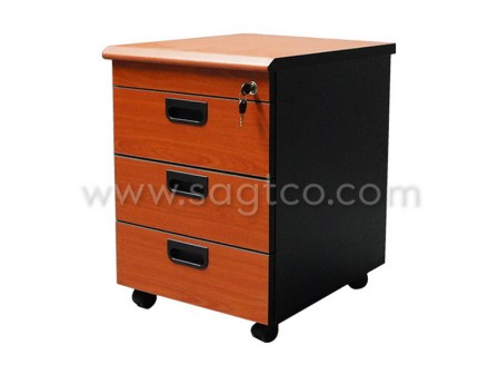 ofd_nova_sf--156--office_furniture_office_system_furniture--ge_m3_3_drawer_mobile_storage_unit_cherry