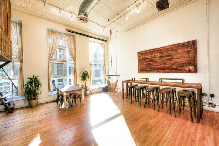 The Farm SoHo Coworking Offices – New York City