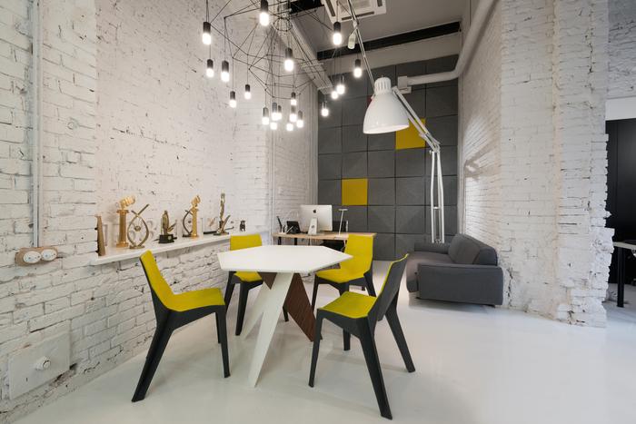 Gazeta Offices – Moscow
