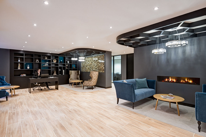 One Avenue Group's Dawson House Offices – London