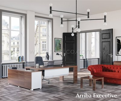 Arriba Executive Table--OFD-EX-09