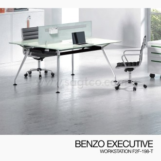 BENZO EXECUTIVE WORKSTATION F2F--OFD-EX-133