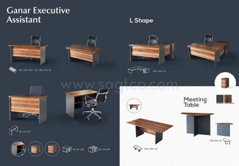 Granar Executive Assistant Full Set --OFD-EX-05