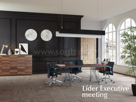 Líder Executive Meeting Table--OFD-EX-02