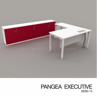 PANGEA EXECUTIVE DESK-13--OFD-EX-089