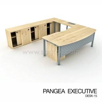 PANGEA EXECUTIVE DESK-15--OFD-EX-091