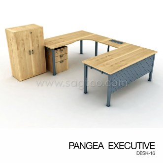 PANGEA EXECUTIVE DESK-16--OFD-EX-092