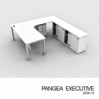 PANGEA EXECUTIVE DESK-18--OFD-EX-094