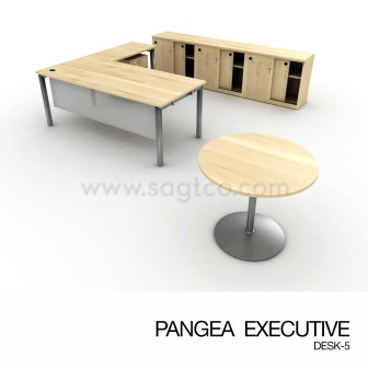 PANGEA EXECUTIVE DESK-5--OFD-EX-098