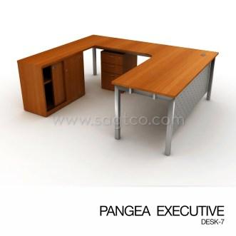 PANGEA EXECUTIVE DESK-7--OFD-EX-100