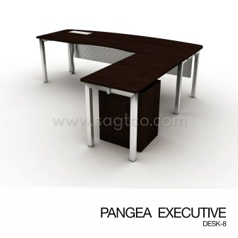 PANGEA EXECUTIVE DESK-8--OFD-EX-101