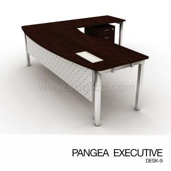 PANGEA EXECUTIVE DESK-9--OFD-EX-102