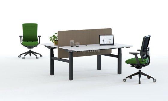 Pangea Adjustable Desk (OFD-HAD106)