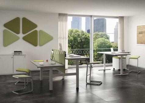 Pangea Adjustable Desk (OFD-HAD125)