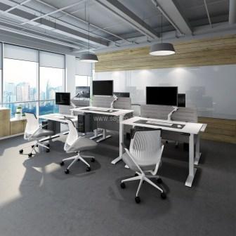 Pangea Adjustable Desk (OFD-HAD178)