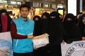 Bantuan untuk Rohingya dan Aceh