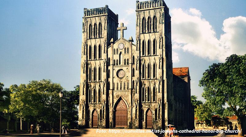 Katedral Santo Joseph -Hanoi