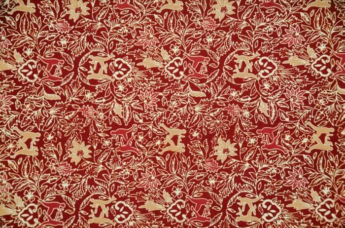 Motif Batik Cianjur