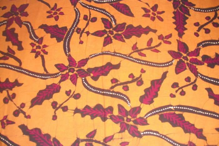 Motif Batik Brebes