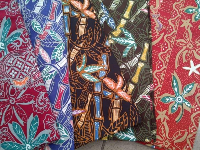 Motif Batik Cimahi