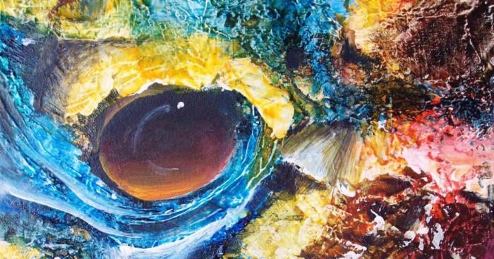 Macam-Macam Aliran Dalam Seni Rupa Abstraksionisme
