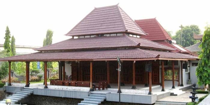 Rumah Adat Jawa Tengah Rumah Joglo