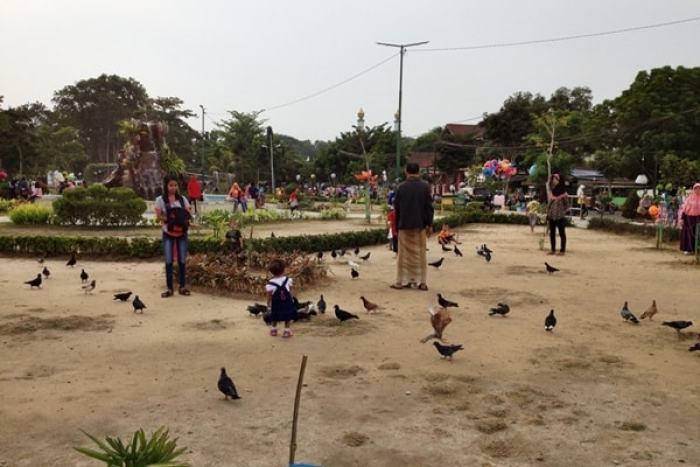 Wisata Balikpapan Taman Tiga Generasi