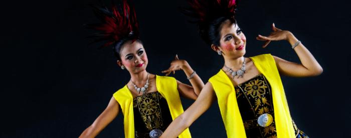 Tarian Daerah Nusantara Tari Gambyong