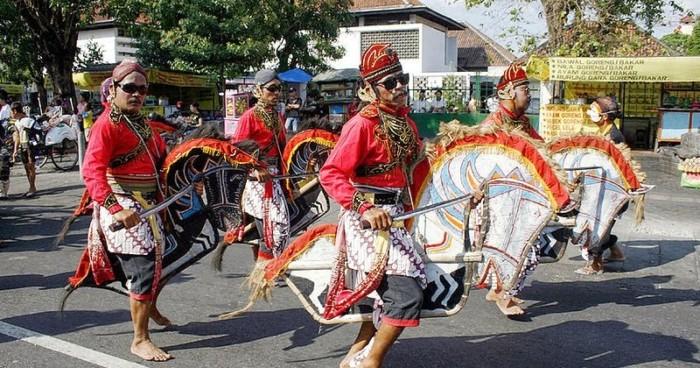 Tarian Daerah Jawa Tengah
