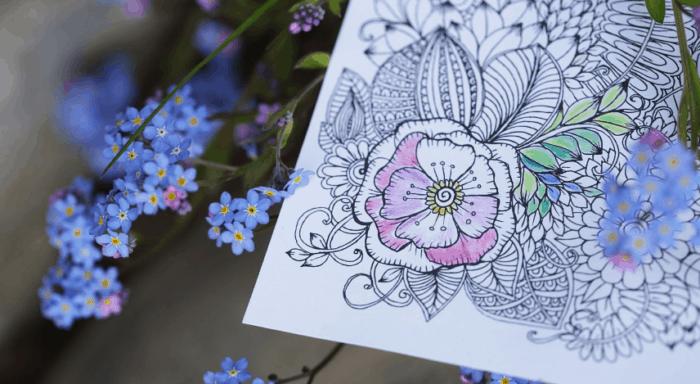 Doodle Bunga