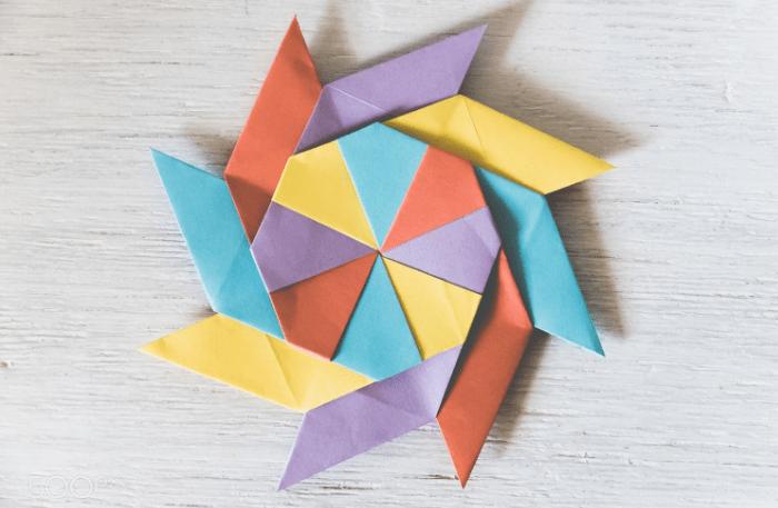 Cara Membuat Origami Mudah