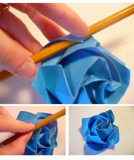 Cara Membuat Bintang dari Kertas