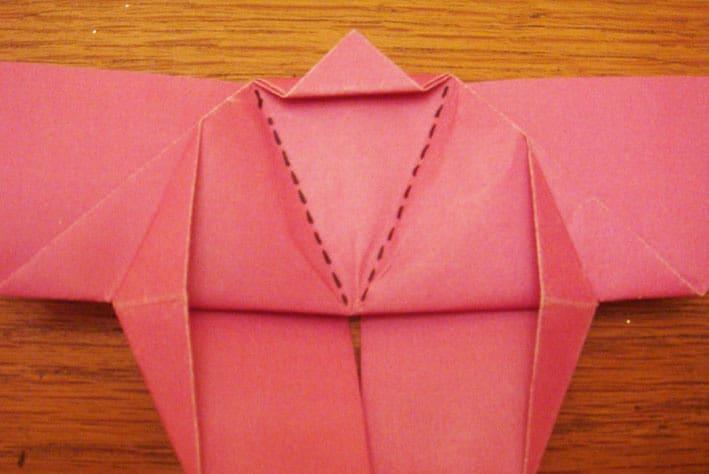 Bunga dari Kertas Origami
