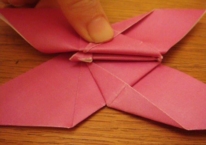 Cara Membuat Bunga Sakura dari Kertas