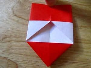 Membuat Origami Bunga