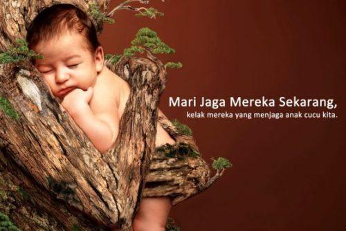 Gambar Poster Lingkungan