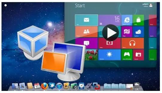 خصائص اكثر مع برنامج virtualbox للويندوز