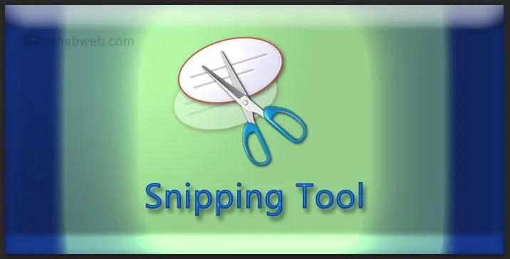 تعرف على snipping-tool لويندوز 8.1 ، 10 ، 7