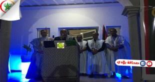 """""""ماجد محمد هديب"""" يشيد بموقف موريتانيا الثابت من القضية الفلسطينية"""