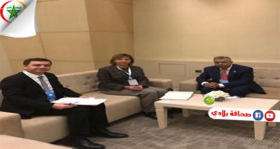 وزير الاقتصاد والصناعة الموريتاني يلتقى رئيس هيئة الاستثمار التركية