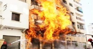 """انفجار خطير """"بحي الحميز"""" بسبب تسرب غاز يخلق الرعب وسط الساكنة + صور"""
