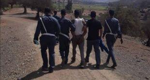 """عاجل.. توقيف أول مشتبه به في اختطاف الطفل """"الحسين واكريم"""" باشتوكة"""