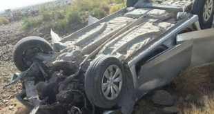 مؤلم...حادثة سير خطيرة على مستوى طريق الموت بالجزائر العاصمة