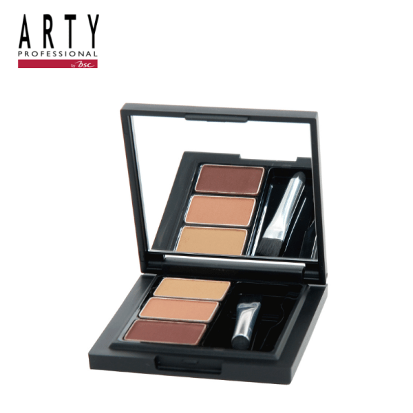 Arty Professional ARTY PROFESSIONAL BROWS PALETTE#X1