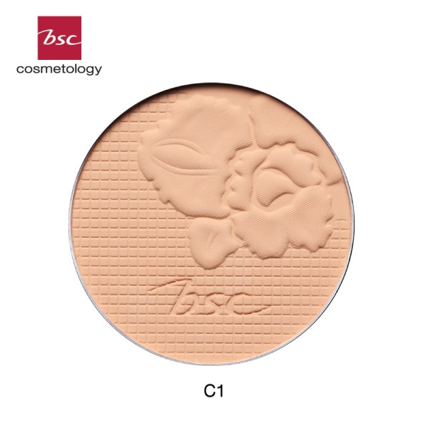 Bsc Cosmetology BSC COSMETOLOGY ORCHID HD FOUNDATION POWDER