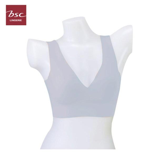 Bsc Lingerie BSC lingerie ชุดชั้นในบรา NUDE BRA บรารูปแบบไม่มีโครง - SB2603