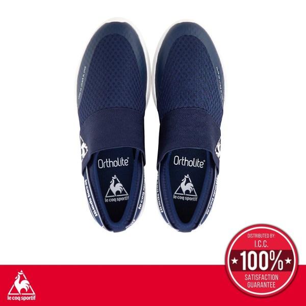 le coq sportif le coq sportif รองเท้าผู้หญิง รุ่น LA SEINE PF DRSP รองเท้าผ้าใบ, รองเท้าแฟชั่น, รองเท้าลำลอง, รองเท้าสีกรม