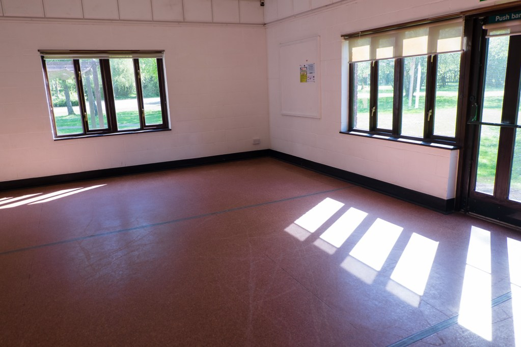The small Hall