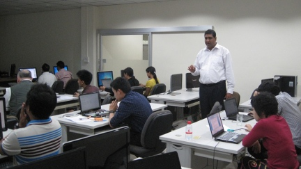 SahanaCamp at the Asian Institute of Technology in Thailand