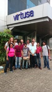 Sahana Team at Sahana Strategic Workshop